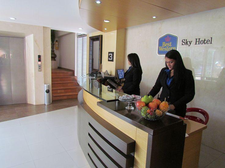 El Hotel BEST WESTERN Sky Medellin está ubicado en El Poblado, el sector más exclusivo y seguro de la ciudad