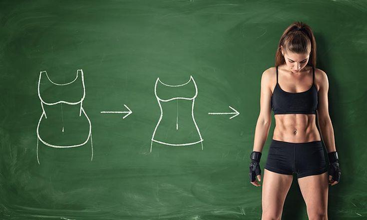Cómo perder grasa abdominal y no dañar el corazón