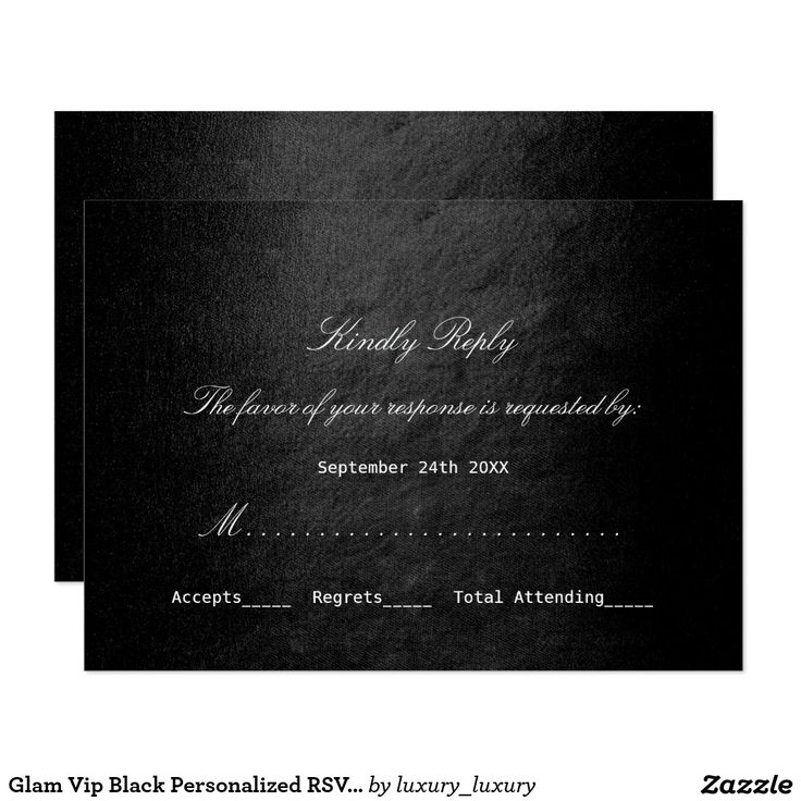 golden wedding invitations%0A Vip Glam Black Wedding Hotel Accomodation   Cm X    Cm Invitation Card    Black Glam Autumn Fall Golden Leaves Wedding   Pinterest   Zazzle  invitations