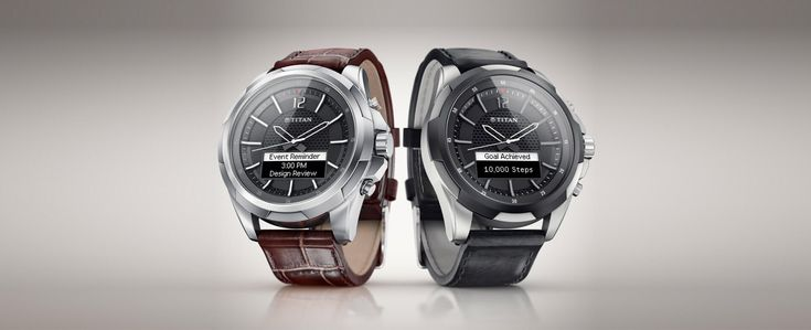 Titan Company Introduces The Juxt Smartwatch In India #Android #CES2016 #Google