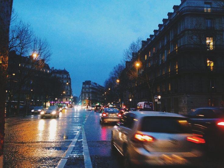 Paris, street view
