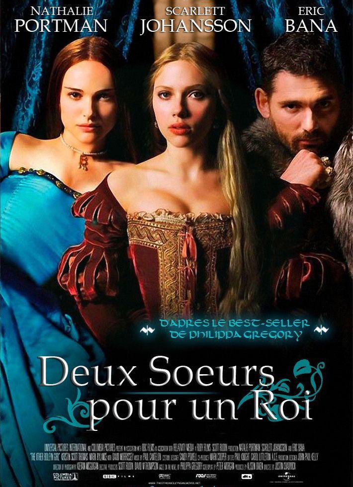 """""""Deux soeurs pour un roi"""" 2008 film américano-britannique réalisé par Justin Chadwick"""