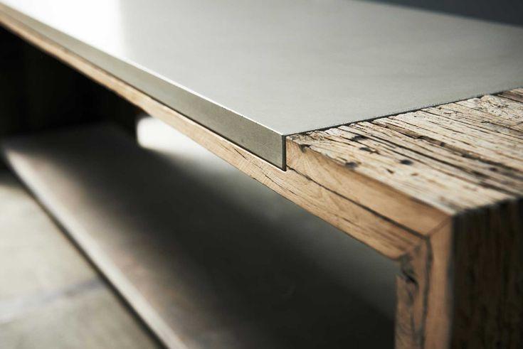 Beton-Möbel « Beton « Concrete / Classic Home Design – Stilvolle Kreationen - Design mit Stein
