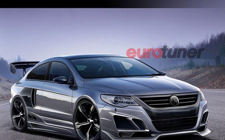 VW cc widebody | Volkswagen Cc Matei Radu Photo 2