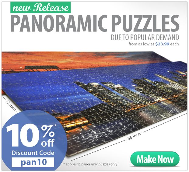 29 best new feeds discount coupon images on pinterest coupon oh great our first panoramic puzzle released on createjigsawpuzzles fandeluxe Images
