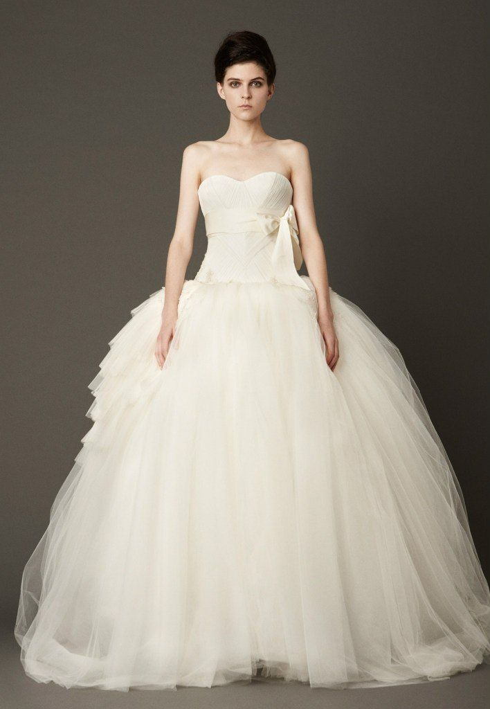 And Tulle Bridal Black Gown White Ball Gowns Dress Wedding About 2013