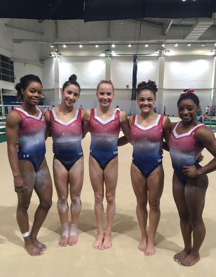 Hey everyone these lovely lady are showing them there self. because they realy care about sports. if you realy care ! everyone should show GYmnastics a great sport for you kids. its a great opportunity for life. be honest take great opportunity for america. and keep up your homework. everyone should make something for themselve. ok america.