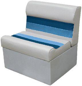 Wise Seat PONTOON 28 BENCH GY-NA-BL