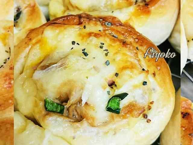 惣菜パン チーズ明太子マヨとチーズツナ☆の画像