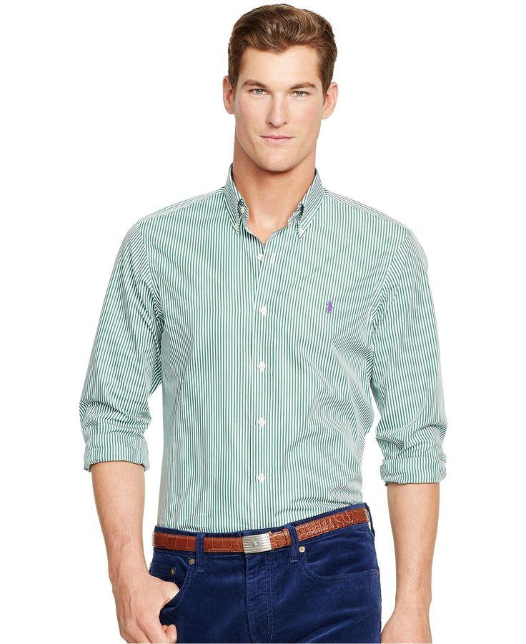 84 best c w dean casual images on pinterest dean button for Polo ralph lauren casual button down shirts