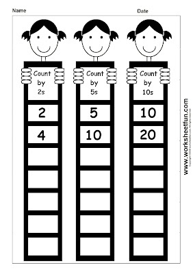 10 Best images about math/skip counting on Pinterest | Count ...