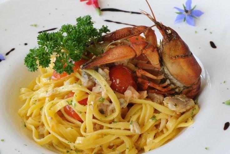 Rezept Nudeln mit Sauce Felchen - Essen & Flavours - Giornale di Brescia