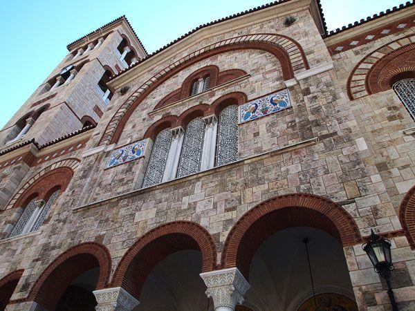 Church of the Holy Trinity in Piraeus, Greece