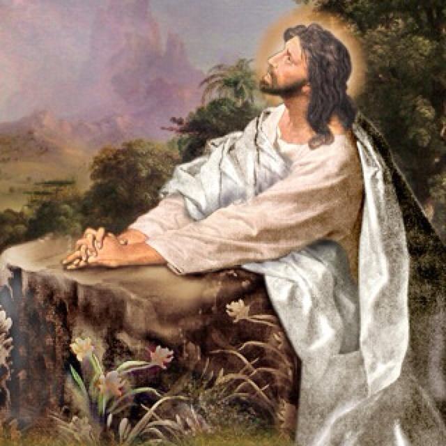 Jesus in the garden of gethsemane beautiful pinterest - Jesus in the garden of gethsemane ...