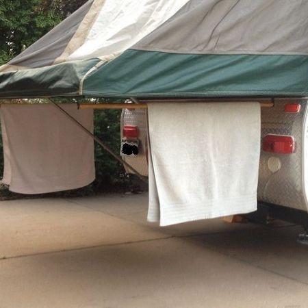 Camping Hacks Camper Pop Up 6 - camperism   camping ...