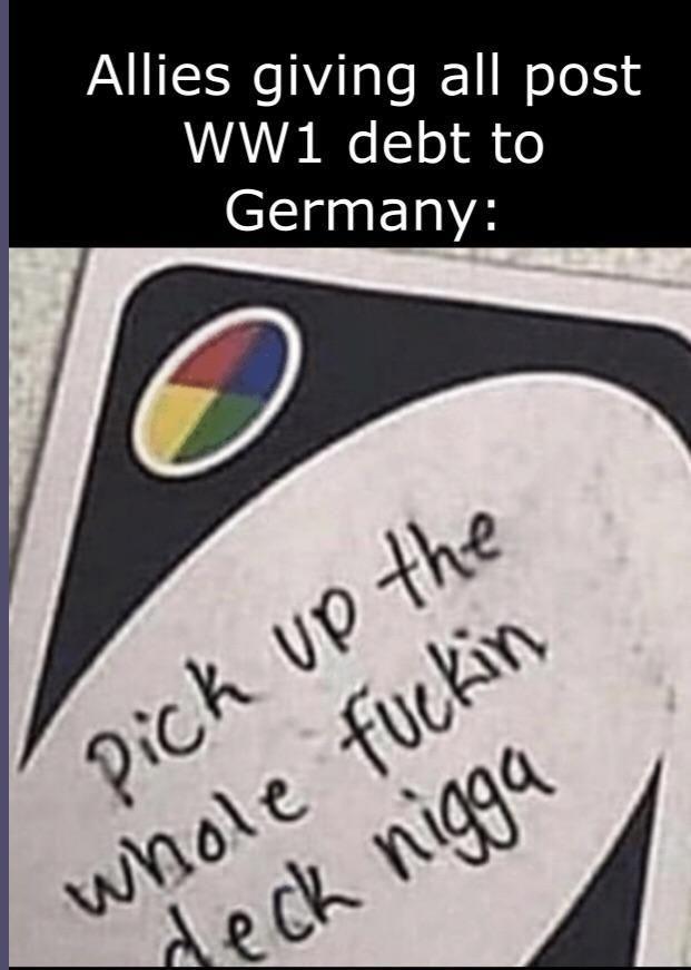 Funny Uno Cards Meme History Memes History Jokes Uno Cards