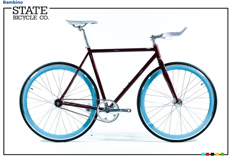 Despite the fact that I've never actually rode on a fixed gear bicycle.