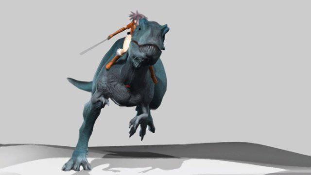 Dino Run on Vimeo by Hanung Lee
