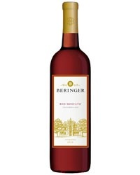 Beringer Red Moscato... Tonight's wine of choice;)