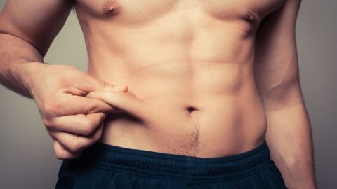 The 10 easy steps you should follow to lower body fat percentage and reveal your six-pack