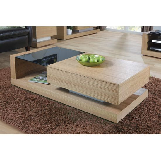 Coffe table light wood