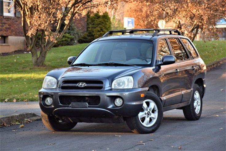 Awesome Awesome 2006 Hyundai Santa Fe GLS 2006 HYUNDAI SANTA FE, GLS,4WD,2.7L, AUTO, NO ACCIDENTS !!! 2018