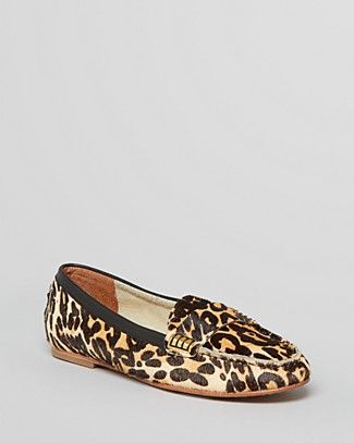 experience tells me i can't own too many leopard print flats
