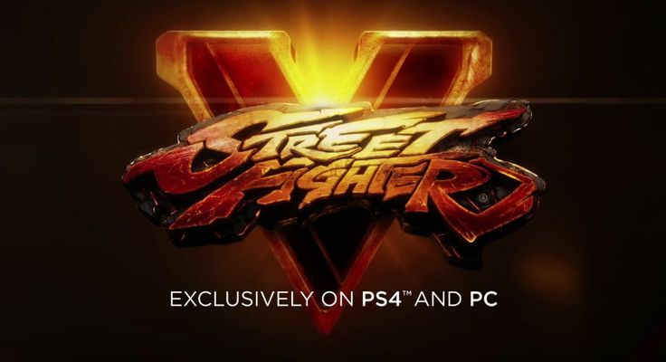 Capcom's sprung an early morning surprise. Street Fighter V, PS4 and PC exclusive #gaming