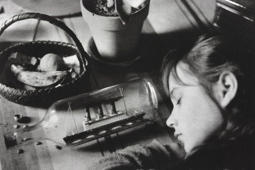 Edouard Boubat, Paris, 1955