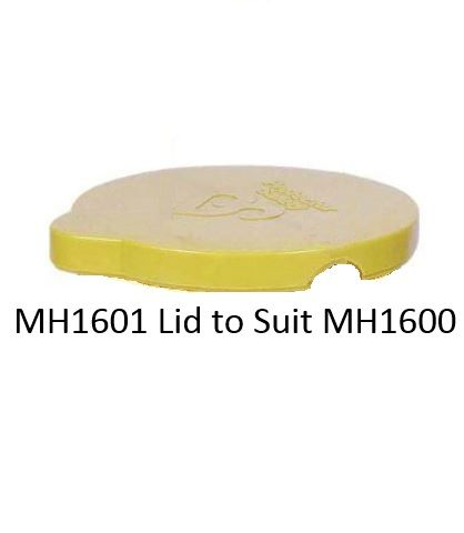 SPO Spacepac Industries Online store: Nally MH1601 Lid For MH1600 Calibrated Bucket