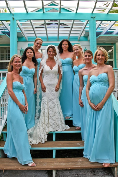 Bridesmaid Style That Works Great For Pregnant Las Too Dresses Like These But