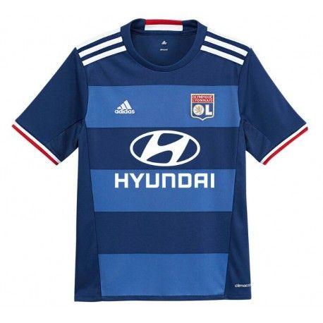 Maillot Olympique Lyonnais Enfant 2016-2017 Extérieur