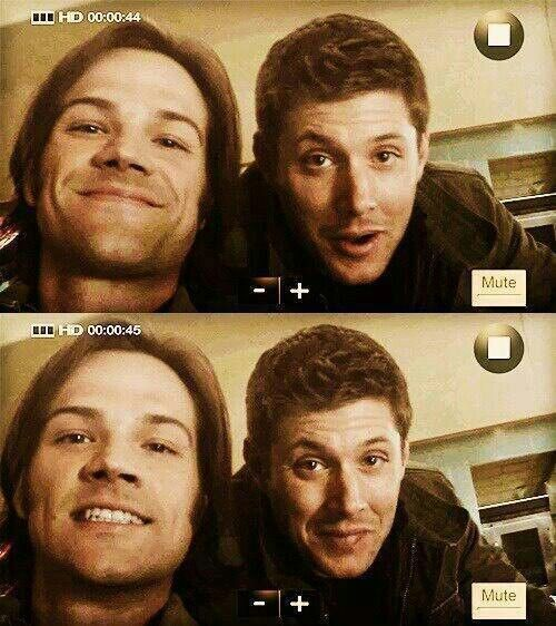 I love Leviathan Dean and Sam. They're like Jared and Jensen on a murder spree. Ha
