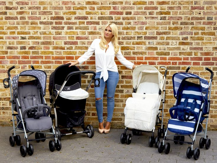 An interview with Billie Faiers from TOWIE about her new stroller range