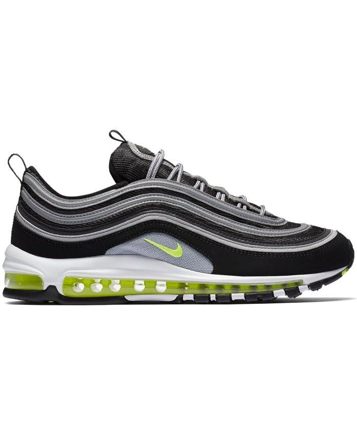 Authentic Nike Air Max 97 Og Black Volt Trainers Nike Air Max Shoes Online Uk Nike