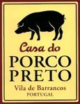 Barrancarnes. Presunto de Barrancos D.O.P. Casa do Porco Preto. Vila de Barrancos
