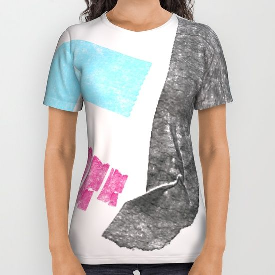 Color Geometry VI All Over Print Shirt
