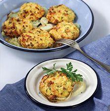 Μια συνταγή που μπορεί να ξεγελάσει ακόμα και τα παιδιά σας ώστε να δοκιμάσουν ψάρι. Επίσης γίνονται εξαιρετικά σαντουιτσάκια με φρέσκο ψωμί μπριος