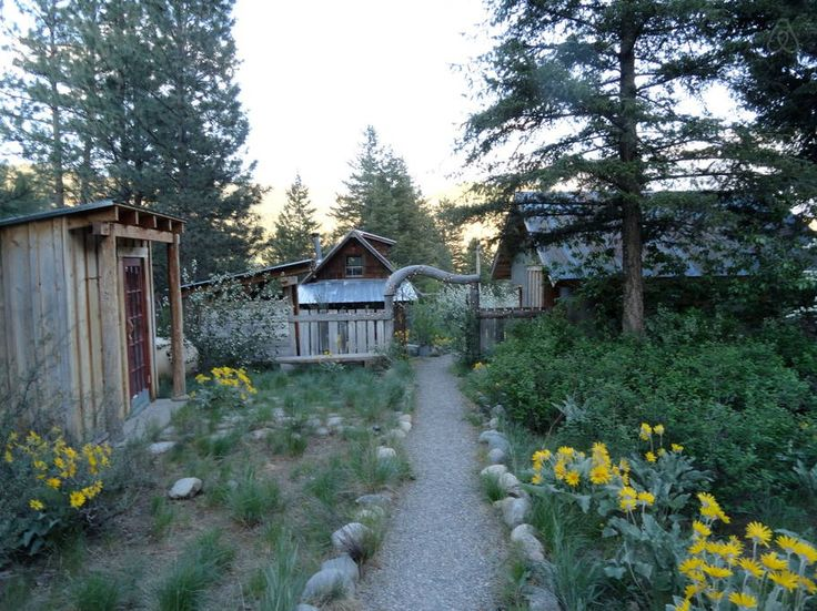 Check out this awesome listing on Airbnb: Cub Creek Cabin, Methow Valley, WA - Cabins for Rent in Winthrop