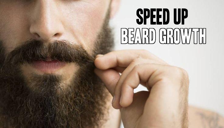 5 Simple Steps To Grow Your Beard Faster at Beardoholic.com