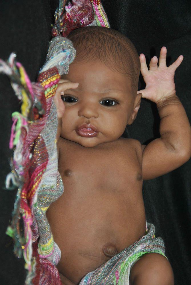 BABY DOLLS 0-1 - ESME - LAURA LEE EAGLES