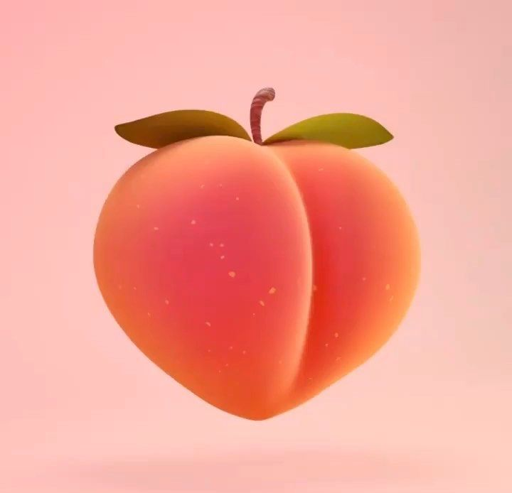 Peach Sparkling Emoji Emojis Emoji Peach Png Transparent Png Sparkle Emoji Emoji Emoji Flower
