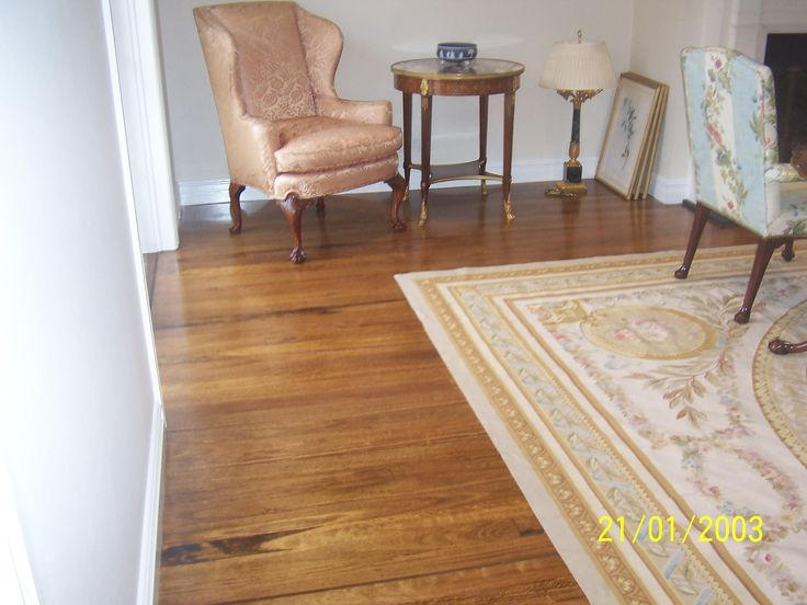 Prestige Solid Blackbutt Floor 180mm x 21mm Finish slightly stained Pymble