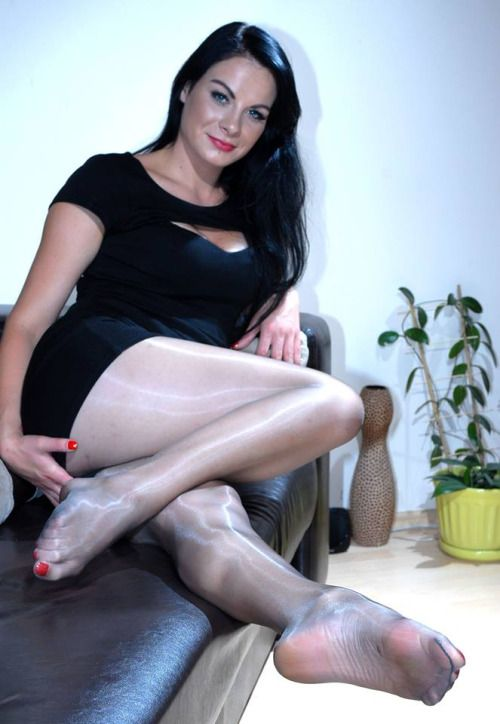 nylonlovergr find many more sexy nylons at my archive