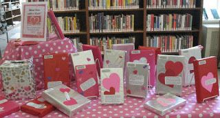 Libromancer's Apprentice: Love Your Library Month. Blind date with a library book!