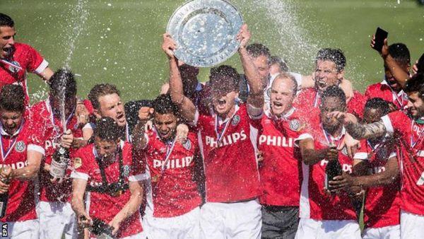 PSVアイントホーフェンが2年連続オランダリーグを制す