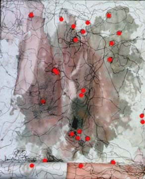 David Cheung: Art Abstract Non Figures, Art Stuff, Collage Mixed, Art Boxes, Mixed Media Encaustic, Boxes Ii, Contemporary Abstract Subtle, Art Collage, Art Attack