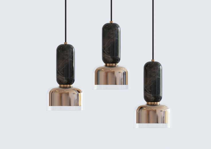 ANDROMEDA lamps collection by Ekaterina Elizarova for Italian company Matlight. Marquinia marble, brass, transparent glass. #blackmarble #unique #design #furniture #ekaterinaelizarova #elizarova #limited #edition #madeinitaly #handcrafted #elizarovadesign #limitededition #art #modernart #collection