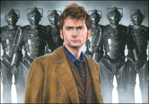 Les Cybermen prennent le contrôle de Londres et commencent à convertir la population. Alors que Jackie tombe sous le contrôle de Lumic, le Docteur, Rose et Mickey deviennent des fugitifs dans un monde de terreur. Une ultime attaque de l'usine est leur dernière chance…