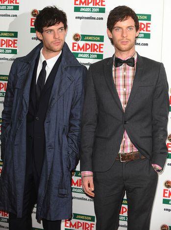 Luke and Harry Treadaway - are you kidding me? Double hotness!!!